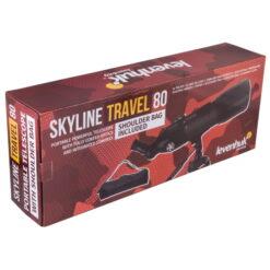 Levenhuk Skyline Travel 80 Telescope